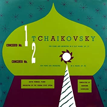 Tchaikovsky: Concerto Nos. 1 & 2