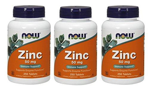 NOW Zinc Gluconate Tablets