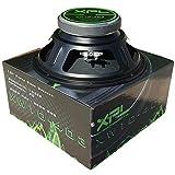 Master Audio CW1000//8 Altavoz difusor Mediano bajo woofer 25,00 cm 250 mm 10 220 vatios rms y 440 vatios MAX impedancia 8 Ohm casa DJ Disco Party sensibilidad de 90 db con suspensi/ón Suave