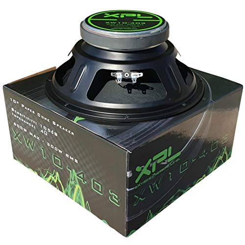 XPL XW10-403 XW10 403 Altavoz difusor Medio bajo woofer 25,00 cm 250 mm 10