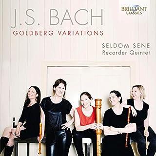 J.S. BACH: Goldberg Variations (II)