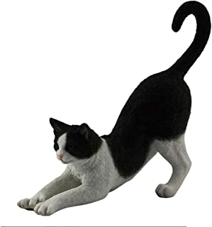 Best black and white cat figurine Reviews
