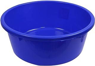 Kuber Industries Unbreakable Multipurpose Bath Tub 40 Ltr (Blue) -CTKTC25002
