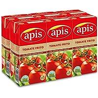 Apis Tomate Frito - Paquete de 6 x 400 gr - Total: 2400 gr
