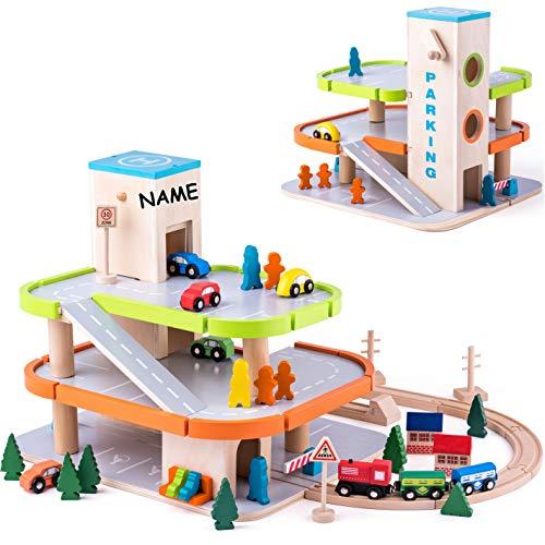 alles-meine.de GmbH Auto Garage / Parkhaus - mit 3...