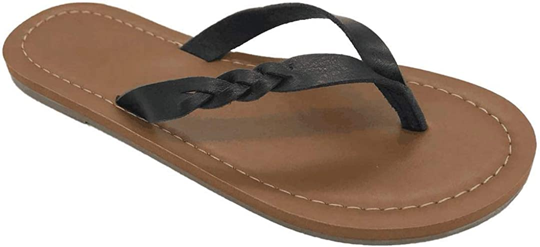 Indefinitely NITTI Women's Sandals Flip Flops Women Comfortab with Soft Ranking TOP1 for