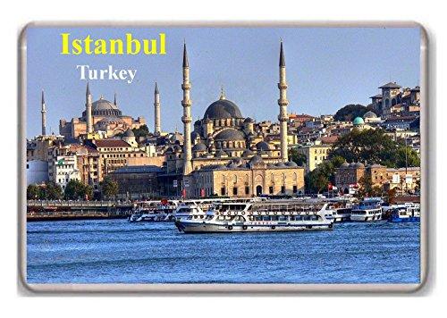 Istanbul Turkish fridge magnet.!!! - Kühlschrankmagnet