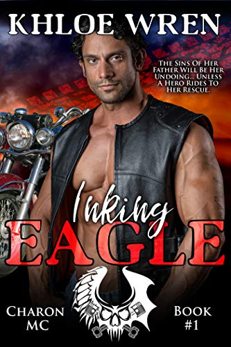 Inking Eagle (Charon MC Book 1)