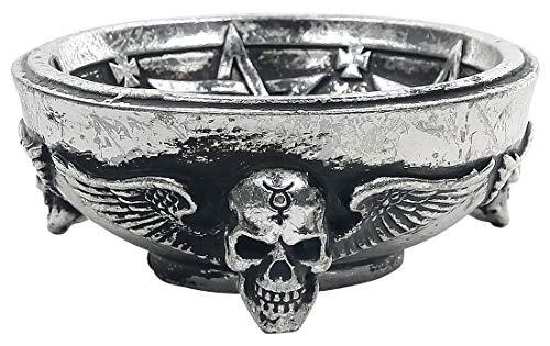 Alchemy Gothic Decorative Article Pentagramation Trinket Dish - Standard