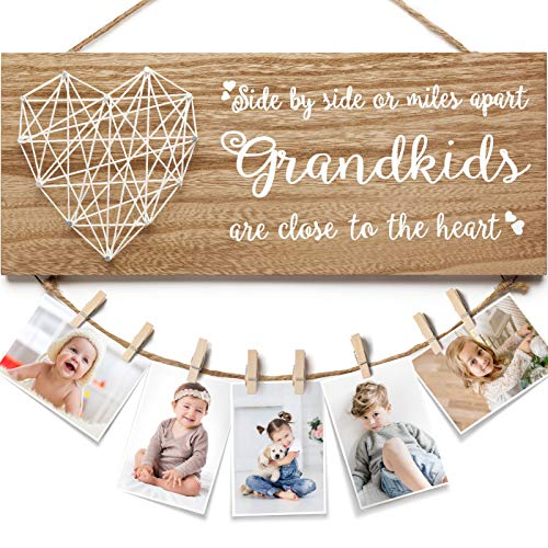 Christmas Grandma Gifts Picture Frame Grandma Birthday Gifts, Xmas...