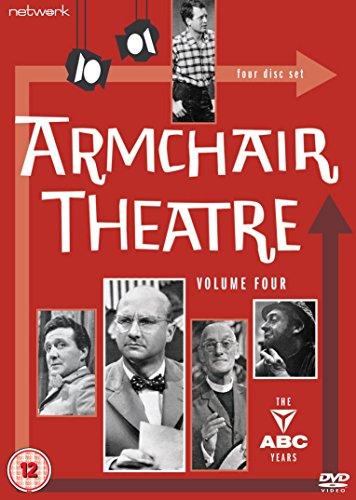 Armchair Theatre - Volume 4 [DVD]