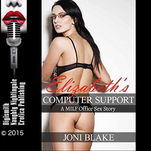 Elizabeth's Computer Support audiobook cover art
