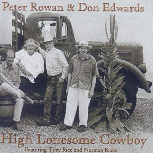 Peter Rowan & Don Edwards
