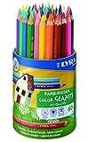 Lyra 3943600 Groove - 60 pastelli giganti in tubo di cartone