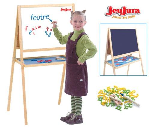 JeuJura - Loisir Créatif - Tableau Multifonctions Avec Accessoires