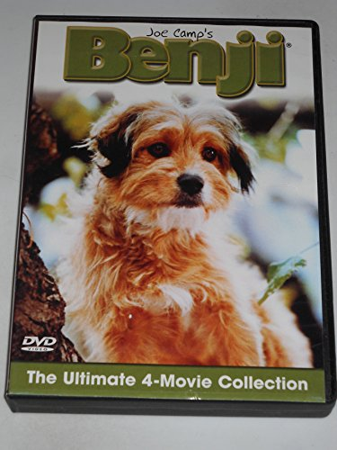 Benji: Ultimate 4-Movie Collection