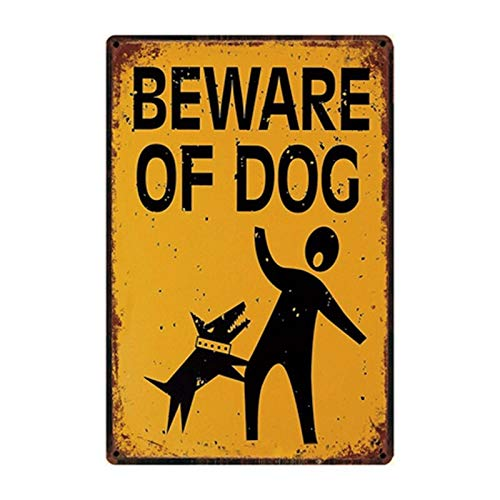 Ami0707 Plaque Vintage Portly Pug Pub Dogs Metal Tin Signs Life Is Better With A Westie Beware Of Dog Poster Home Decor Bar Wall Art Paintings 20x30cm y2593