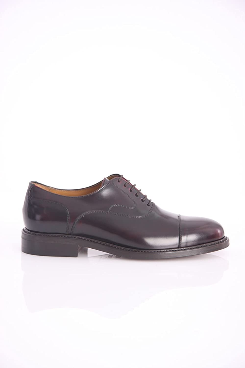 Schuhe IN braun Leather, Herren.