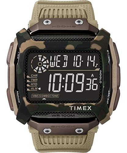 Timex Analog Black Dial Men's Watch-TW5M20600