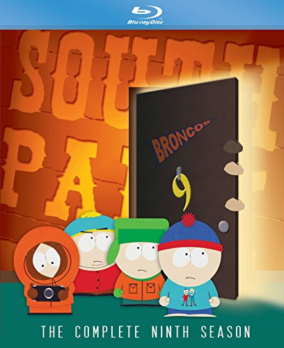 South Park: The Complete Ninth Season (2...