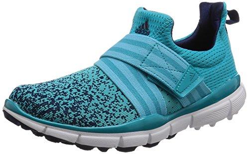 adidas W Climacool Knit Zapatos de Golf, Mujer, Azul, 39.3