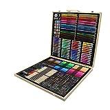 MOMIN del gráfico de Colores rotulador Perfecto for Principiantes Artista Colorear y Dibujar Kit de 258 Piezas de Arte Conjunto Dibujo Marcadores (Color : Natural, Size : Free Size)