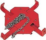 Norco Professional Lifting Equipment 72525 Quick Adjust Transmission Saddle Adapter
