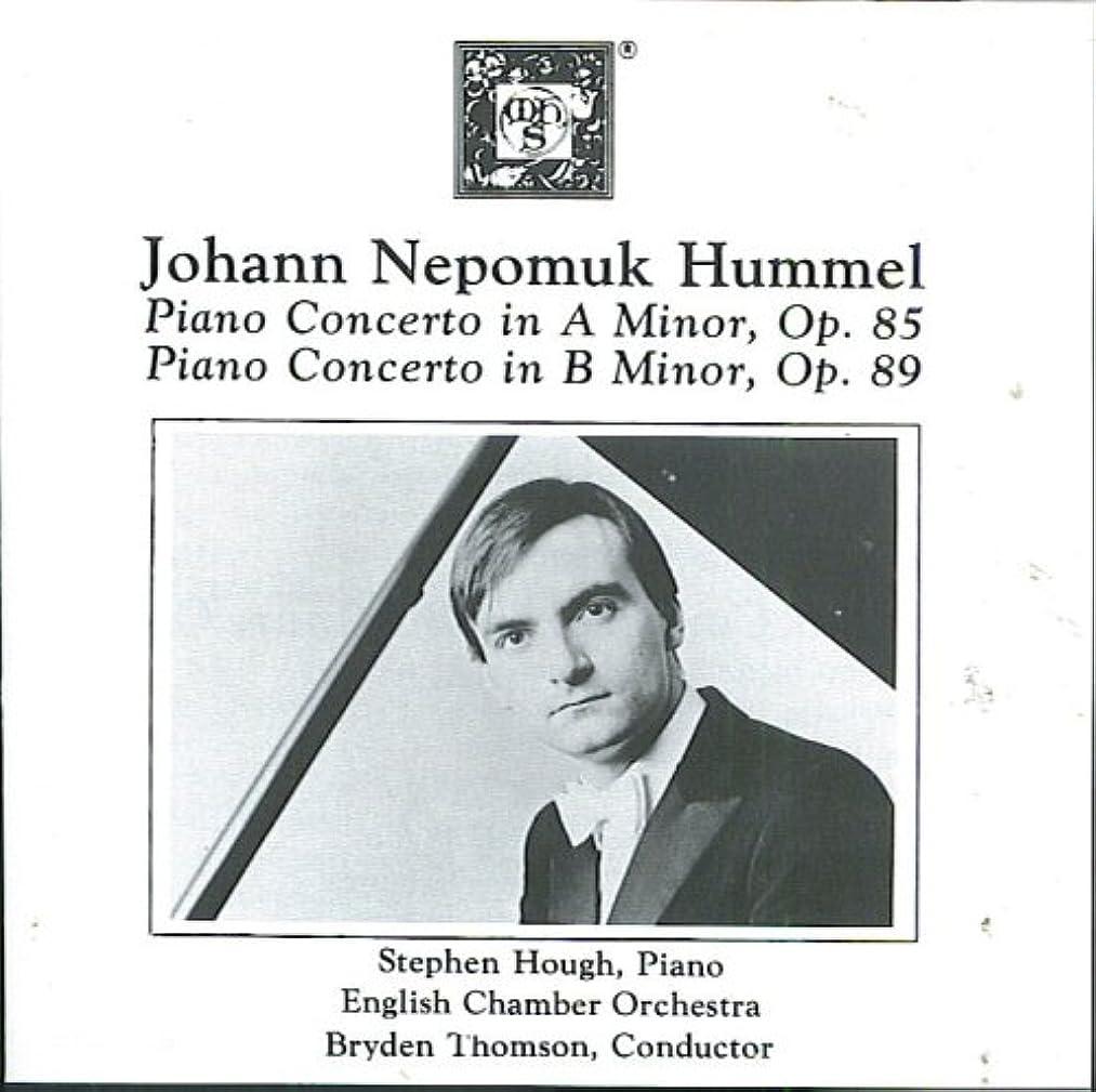 Hummel: Piano Concerti, Opp 85 & 89