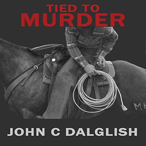 Tied to Murder audiobook cover art