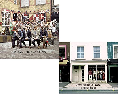 Babel (Deluxe) - Sigh No More - Mumford & Sons 2 CD Album Bundling