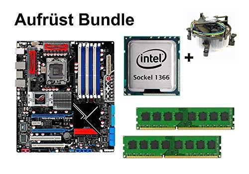 Marke: ASUS Aufrüst Bundle - Rampage II Extreme + Intel i7-930 + 6GB RAM #100275