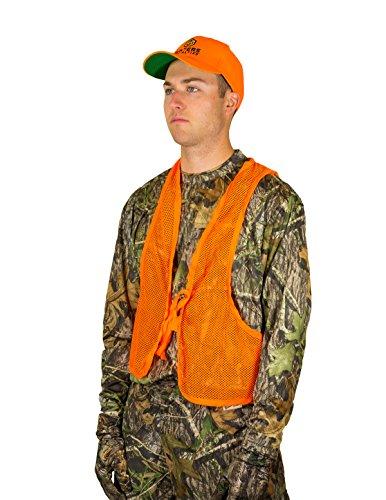 Best blaze orange hunting vest