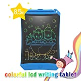 LCD Writing Tablet, 2019 Upgraded Colorful Screen 8.5 Inch Electronic Writing Board Doodle