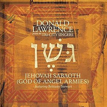 Jehovah Sabaoth (God of Angel Armies) [Edit]