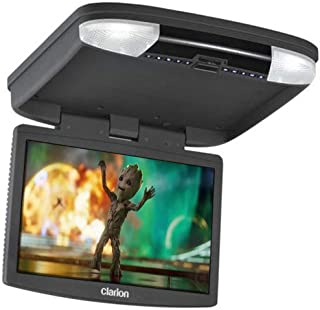 Clarion OHM888Dvd 8 inch Overhead Monitor with DVD Drive