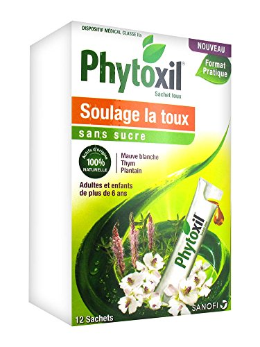 Sanofi AVENTIS phytoxil Husten ohne Zucker 12Beutel