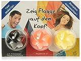 Coppelo Hair Make-Up Deutschland Fan-Set, 1er Pack, (1x 0,015 kg)