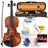 Product Image of the Antonio Giuliani Primo Violin Full Size (4/4) Bundle By Kennedy Violins -...