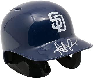 San Diego Padres MLB Baseball Team Logo Riddell Mini Batting Helmet