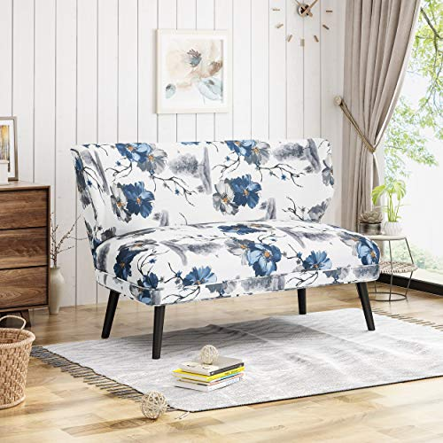 floral print settee for sale