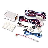 YOURS(ユアーズ). 220 クラウン CROWN 専用 LED デイライト ユニット システム LEDポジションのデイライト化に最適 トヨタ