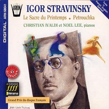 Stravinsky : Le sacre du Printemps, Petrouchka