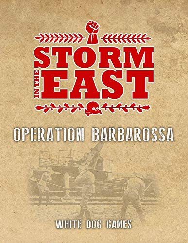 White Dog Games Storm in The East - Operation Barbarossa