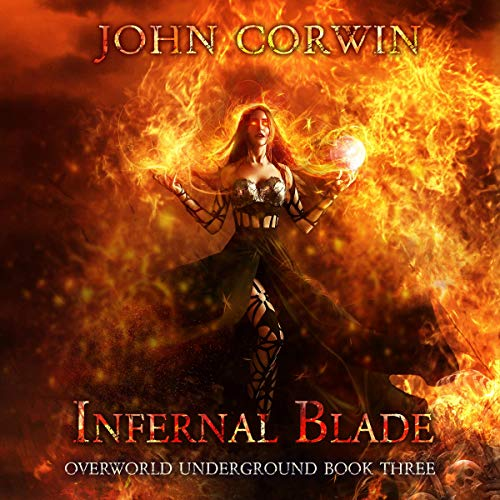 Infernal Blade: Dark Urban Fantasy Thriller Titelbild