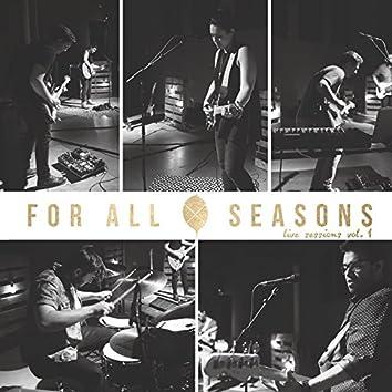 Live Sessions, Vol. 1
