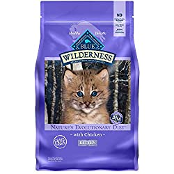 blue wilderness kitten food