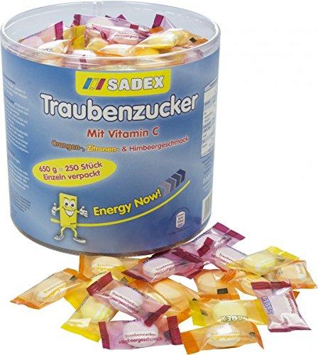 TOP SWEETS GmbH -  Sadex Traubenzucker
