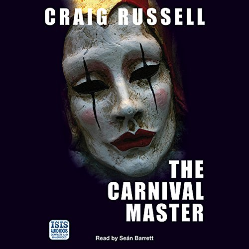 The Carnival Master audiobook cover art