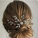 Broches para el pelo de boda Simly, accesorio para novia y dama de honor FS-221