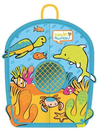 Wonder Maman - Jeux De Bain Filet De Bain